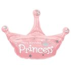 Princess Jumbo Foil Balloon