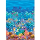 Coral Reef Room Roll Decoration