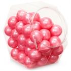 Shimmer Pink Gumballs (8oz)