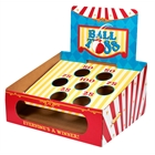 Carnival Ball Toss Game