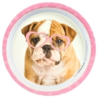 Glamour Dogs Dinner Plates (8)