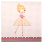 Ballerina Lunch Napkins
