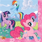 My Little Pony Friendship Magic Lunch Napkins (16)