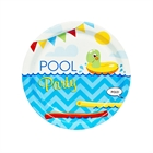 Pool Party Dessert Plates (8)