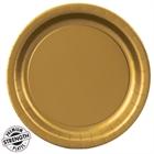 Gold Dinner Plates (24)