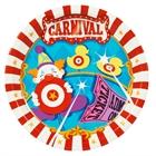 Carnival Games Dinner Plates (8)