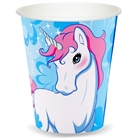 Enchanted Unicorn 9 oz. Paper Cups (8)