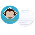 Mod Monkey Thank-You Notes (8)
