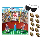 Pin the Football Party Game