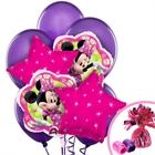 Disney Minnie Mouse Party Balloon Bouquet