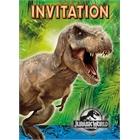 Jurassic World Invitations (8)