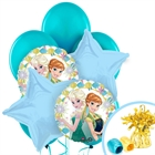 Disney Frozen Fever Balloon Bouquet