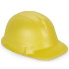 Yellow Foam Construction Hat