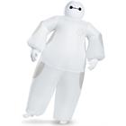 Big Hero 6: White Baymax Inflatable Adult Costume