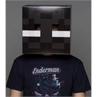 Minecraft Enderman Adult Head