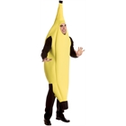 Banana Deluxe Adult Costume