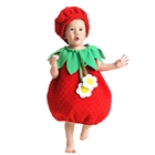 Strawberry Infant / Toddler Costume