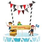 Pirate Party Mini Cake Decorating Kit