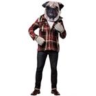 Pug Adult Animal Kit