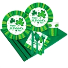 Happy St. Patrick's Day Party Pack for 60
