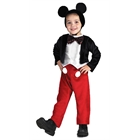 Disney Mickey Mouse Deluxe Toddler/Child Costume