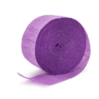 Lavender Crepe Paper