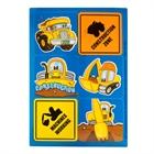 Construction Pals Sticker Sheets (4)