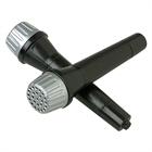 Black Plastic Microphones (8)