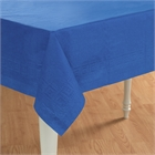Blue Lined Paper Tablecover