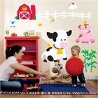 Barnyard Giant Wall Decals