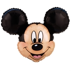 Disney Mickey Mouse Head Jumbo Foil Balloon