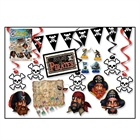 Pirate Party Decoration Kit