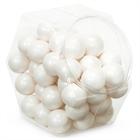 Shimmer White Gumballs (8oz)