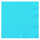 Turquoise Lunch Napkins (50)