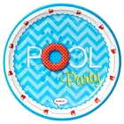 Pool Party Dinner Plates (8)