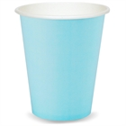 Light Blue Paper Cups (24)