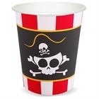 Little Buccaneer 9 oz. Paper Cups (8)
