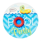 Pool Party Fill-In Invitations (8)