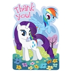 My Little Pony Friendship Magic Thank-You Notes (8)