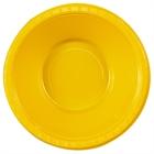 Yellow Plastic Bowls (20)