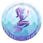 Mermaids Under the Sea Dinner Plates (8)