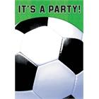 Soccer Invitations (8)