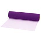 Purple Tulle Roll (12