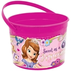 Disney Sofia the First Favor Bucket