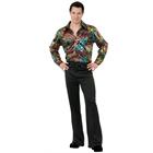 Black Disco Pants Adult
