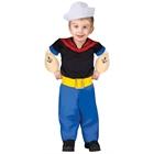 Popeye Toddler Costume