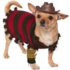 Freddy Kreuger Pet Costume