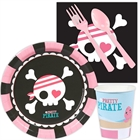 Pretty Pirates Party Snack Party Pack