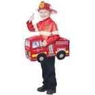 Kids Firetruck Hero Rider Costume
