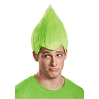 Green Troll Adult Wig
